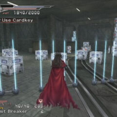 Midgar Central Complex in <i>Dirge of Cerberus</i>.