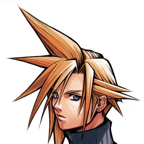 Концепт-арт персонажа работы Тэцуи Номуры.