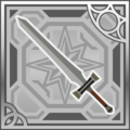 FFAB Mercenary's Blade R+
