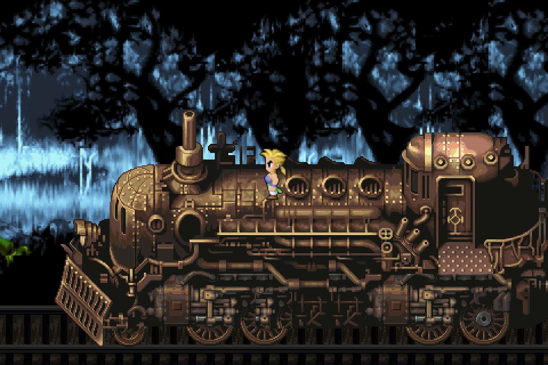 Phantom Train Final Fantasy Vi Final Fantasy Wiki Fandom