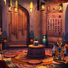 Monks' Chamber.