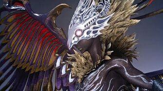 Final Fantasy XV - НОВЫЙ призыв Гаруда (Зов четырех ветров) PS4 Pro