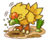 LINE Chocobo Sticker5