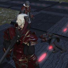 Gunblade.