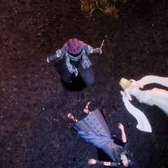 <i>Final Fantasy XV: Episode Ardyn</i>.