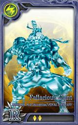 D012 Fallacious Giant R L Artniks
