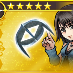 <i>Dissidia Final Fantasy Opera Omnia</i> [FFVIII, Rinoa].
