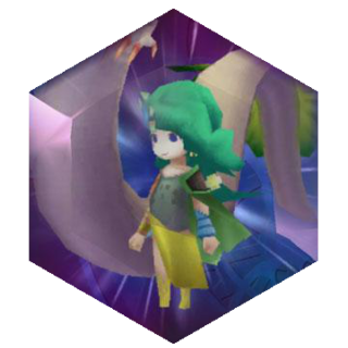 Rydia RE's Phantom Stone (Rank 4).