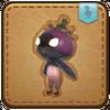 FFXIV Eggplant Knight Minion Patch