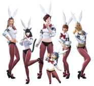 FFXIV Gold Saucer Bunny