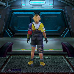 Elevator in <i>Final Fantasy X</i>.