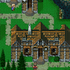 Kohlingen in the World of Balance (SNES).