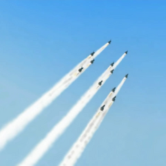 Missiles launched.
