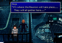 Reunion-Theory