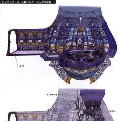 Pulse Vestige, Anima's Throne.