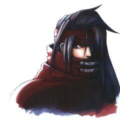 Retrato pot Tetsuya Nomura.