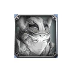 Warrior of Light Manikin