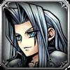 DFFOO Sephiroth Portrait