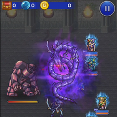 Summon Shadow Dragon.