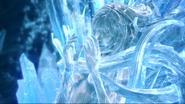 FFXIII Serah cristallisée