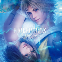 FFX HD OST Front