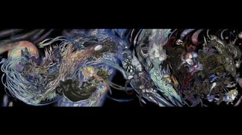 "Final Fantasy XV – Yoshitaka Amano ""Big Bang"" Art"
