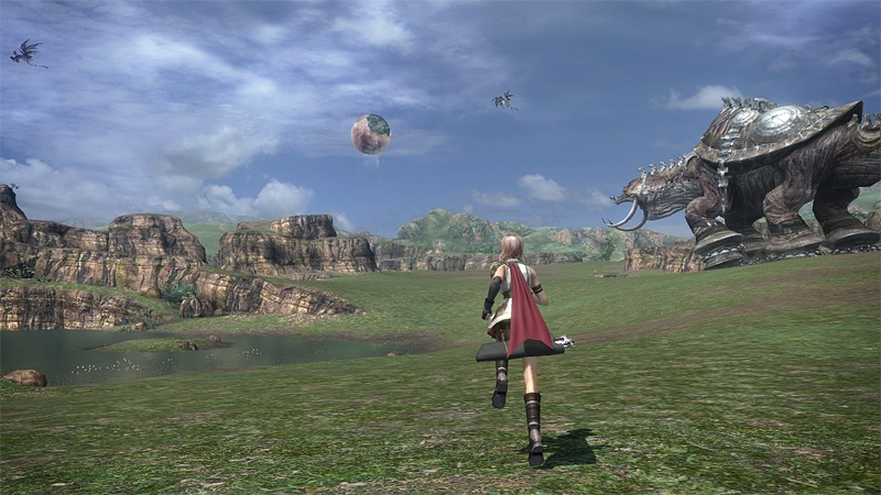 Image result for Final Fantasy XIII chapter 11