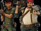 Биггс и Ведж (Final Fantasy VII)