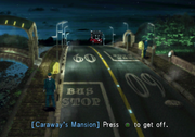 Deling City bus service from FFVIII Remastered