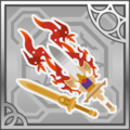 FFAB Flame Fossil R