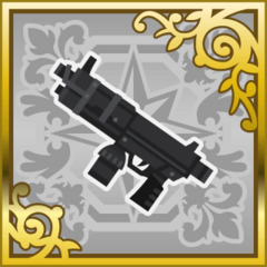 Machine Gun (SR).