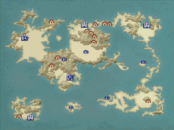 Image ffivds world map 1g final fantasy wiki fandom powered fileffivds world map 1g gumiabroncs Image collections