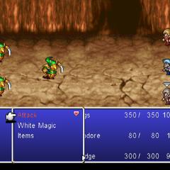 A battle in the WiiWare).