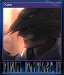 FFIV Steam Card Kain