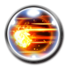 FFRK Warring Flame Icon