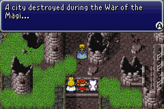 FFVI GBA War of the Magi 5