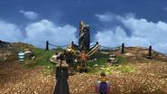 FFX HD Besaid Shrine