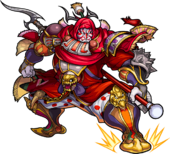 Monster Strike Gilgamesh 1
