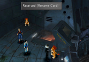 Rename Card from a Moomba from FFVIII Remastered