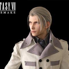 Рендер для <i>Final Fantasy VII Remake</i>.