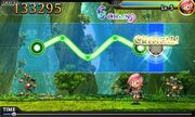 Theatrhythm Gameplay