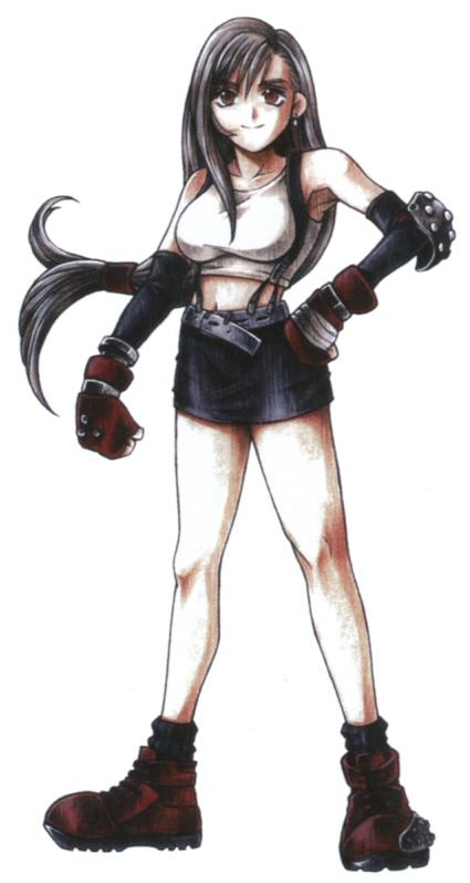 Tifa Lockhart Final Fantasy Wiki Fandom Powered By Wikia
