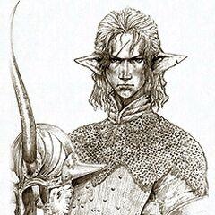 Acheufagais R d'Oraguille, the 9th king of San d'Oria.