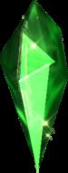 Cristallaracne verde