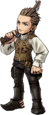 DFFOO Balthier