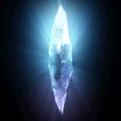 O Cristal do Vento em um FMV (PC).