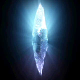 Wind Crystal in an FMV (PC).