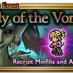 Global event banner.