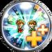 FFRK Twincast Full Cure Icon