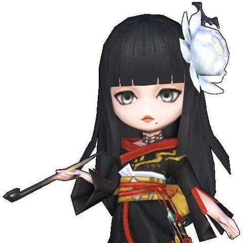 Yotsuyu minion.
